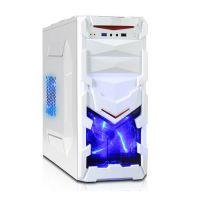SKTC星开天神鹰2号K76 USB2.0 电脑机箱 支持背线加厚 游戏机箱