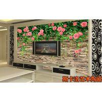 斯卡洛建材厂家直销款瓷砖背景墙
