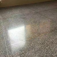 广东东莞水磨石翻新处理 水磨石镜面效果