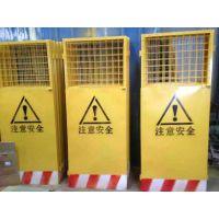 电梯井门 上海电梯防护门 施工安全门 加工定制