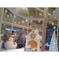 南阳圣诞节美陈装饰策划公司