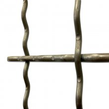 旺来方孔轧花网 煤矿轧花网 不锈钢过滤网批发