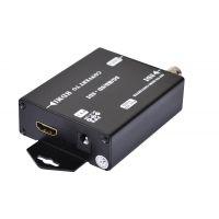 SDI转HDMI转换器 SDI转高清带放大功能 中性