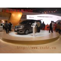 上海众莘机械-上海车展会汽车旋转展台-创意旋转汽车展台