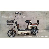 厂家直销简易款 电动车新款 14小骏马电动自行车