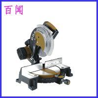 经销供应切割型材锯铝机 J1X-BW-255高精度耐用型材切割机