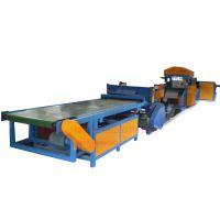 供应1300金属板开平机-轧钢横切设备