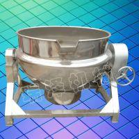 大型自动加热熬油锅 食品炒料锅 牛油熬制加工设备 瑞泽机械直销