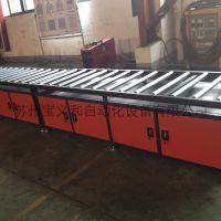 批发生产 滚筒输送设备线输送机 服装流水线皮带输送机