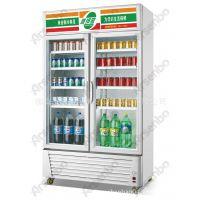 雅绅宝冷藏展示柜 冰柜批发 保鲜展示柜 饮料展示柜 立式展示柜