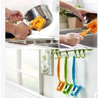 强力清洁锅刷 不伤手去污刷 厨房工具用刷 家务清洁用具