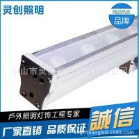 江西鹰潭LED护栏管工厂家 高亮度散热好-推荐灵创照明