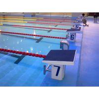 哈尔滨供应海美(泳鹰)标准防浪型泳道线 游泳池浮子 游泳池分隔线