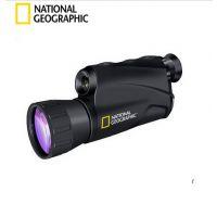 NG美国国家地理红外线夜视仪望远镜5*50 高倍高清单筒望眼镜军 打猎