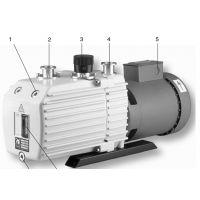天津LEYBOLD(莱宝)TRIVAC C系列油润滑旋转叶片式双级真空泵