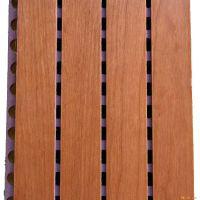 瑞鑫音乐厅环保槽木吸音板厂家