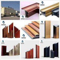 木纹型材 佳美铝业 18年 专业品质
