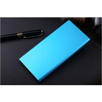 移动电源厂家供应定制各行业商务礼品 书本双USB带照明灯金属聚合物移动电源