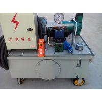 云南电动泵站 川汇液压机具厂(图) 大流量电动泵站