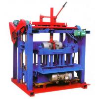 云南液压砌块成型机 昆明空芯砌块成型机 昆明多功能砌块成型机