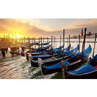 9米贡多拉旅游船 威尼斯贡多拉木船 精品欧式木船 户外景区观光船