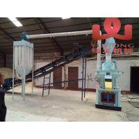 裕工机械(图)|木屑制粒机市场价格|牡丹江木屑制粒机