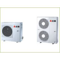 四川工地上洗澡使用的热水器、民工洗澡用的节能设备空气源热泵