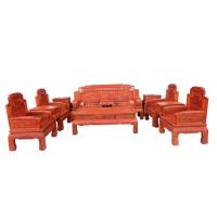 鲁创红木厂家直销--锦上添花沙发