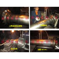 银川索雷修复热筛振荡器轴磨损