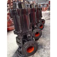 400WQ1800-32-250国标无堵塞排污泵 WQ工程配套排污泵