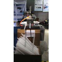 2014年广交会PC灯罩挤出机 塑料PC型材挤出设备