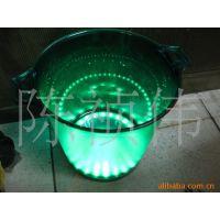 供应发光酒桶  单色绿灯大号发光酒桶   酒吧用品