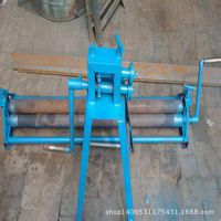 【铁皮卷管机】是应用于管线管道保温,罐体设备保温使用的专用工具