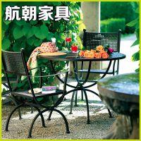 厂家提供 户外休闲家具 别墅花园家具套装 桌椅套装加工
