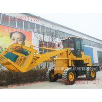 山东厂家直销 出口型装载机械/抓木机/抓草机/推雪机