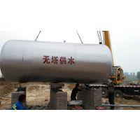 原水处理无塔供水设备15237897560污水处理厂无塔供水