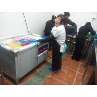 圣托商用餐饮设备厂家直销洗碗机超声波洗碗机X12A