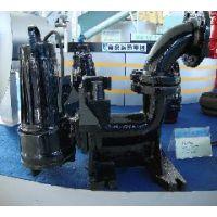 南京蓝深潜水泵型号AS75-2CB不堵塞型潜水离心泵