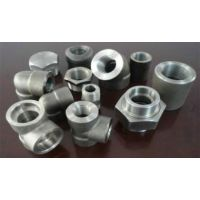 承插活接头由圆钢或钢锭模锻成型后机加工的管道连接件 博岩管业