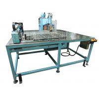 广州众帮焊接设备厂提供养殖笼|金属网|防护网 自动排焊机 焊网机
