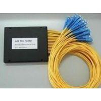 尾纤式分光器 FC接头盒式波导插片 1分16尾纤式分光器 1分32尾纤式分光器 1分64尾纤式分光器