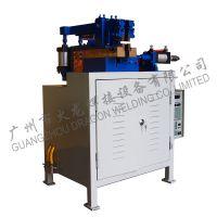 广州火龙牌半自动锯片对焊机 双锯条对焊机 双金属带锯条碰焊机