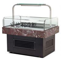 高级加工定制 安德利三明治保鲜冷藏展示柜