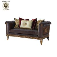 双人沙发 欧式家具定制 单人沙发 北京品牌家具定制