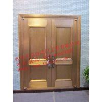 西安黄铜门