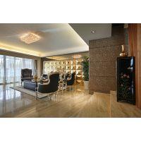 家装案例-三室两厅134㎡欧式风格-深圳美颂雅庭装饰