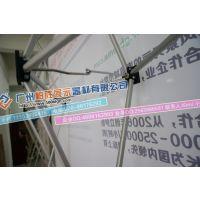 标准型拉网 产品发布会拉网 展架展览展示架厂家直销