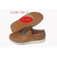 厂价直销 出口外贸鞋 休闲 男鞋 休闲鞋  品牌鞋 真皮  外贸鞋
