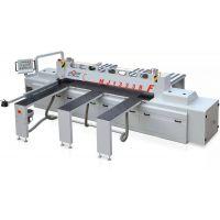 木工机械MJ1333B往复式木工锯裁板机