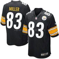Wholesale Heath Miller Pittsburgh Steelers 2016 NFL Youth Nike Jersey